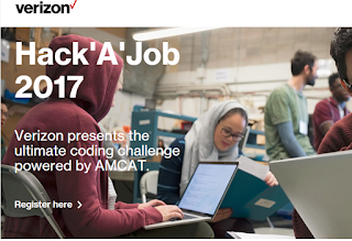 Win in Hack'A'Job to be Placed in Verizon