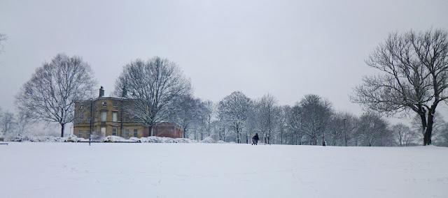 Sheffield Hillsborough Park