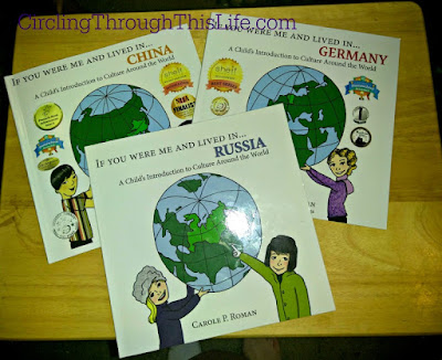 Carol P. Roman books are fantastic for introduction to geography!