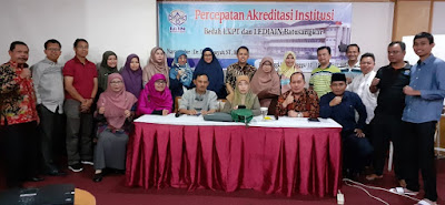 Workshop Percepatan Akreditasi Perguruan Tinggi (APT)