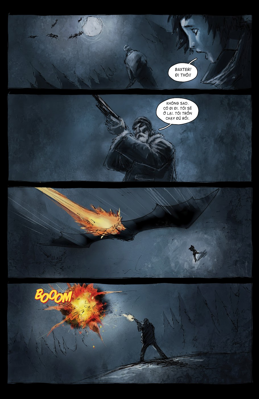 Broken Moon chương 1 trang 20