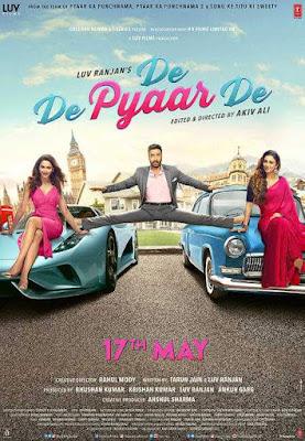 Postrer De De Pyaar De 2019 Hindi HD 300MB