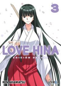 LOVE HINA EDICIÓN DELUXE #3
