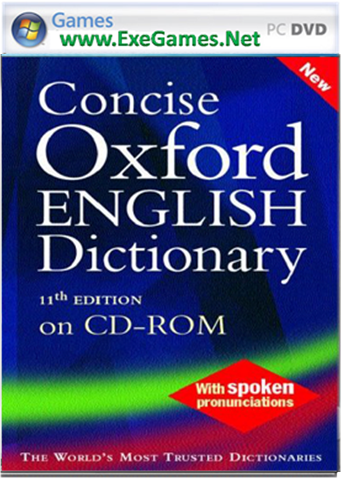 Oxford Dictionary 11th Edition - Free Download Full Version For PC