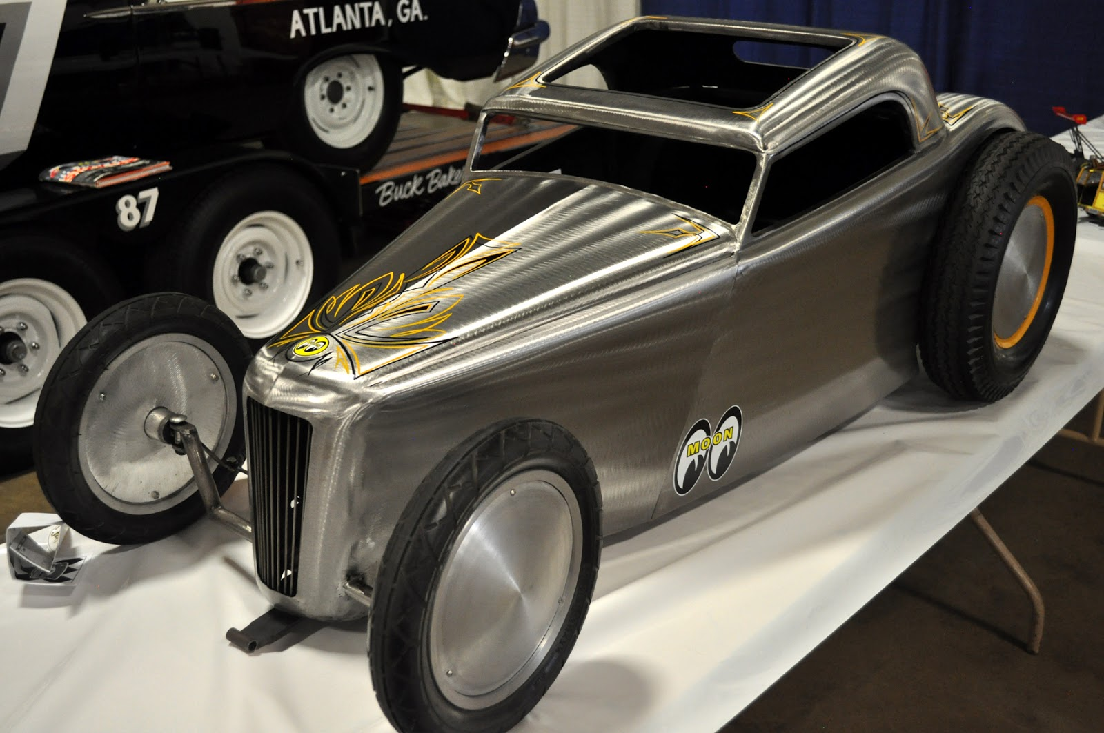 Custom Parts For Pedal Cars