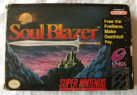 Soul Blazer - Caja delante