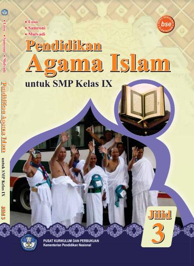 Download Buku Siswa KTSP SMP dan MTs Kelas 9 PAI