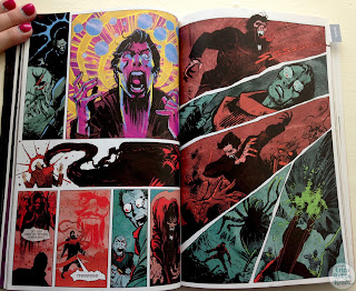 Five Ghosts Vol. 1 artwork