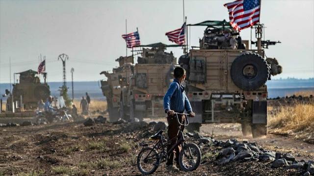 Fuerzas de EEUU vuelven a bases militares en noreste de Siria