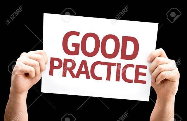 Drilling Good Practice