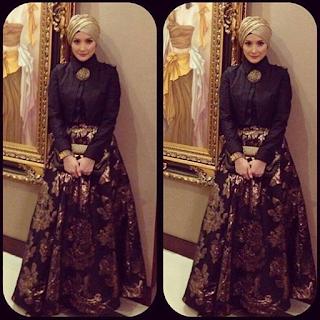 baju kondangan muslim