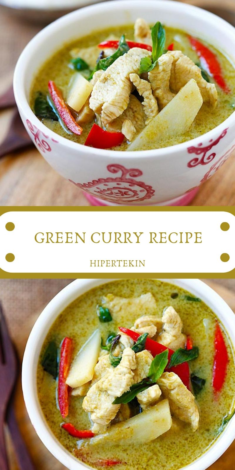GREEN CURRY RECIPE