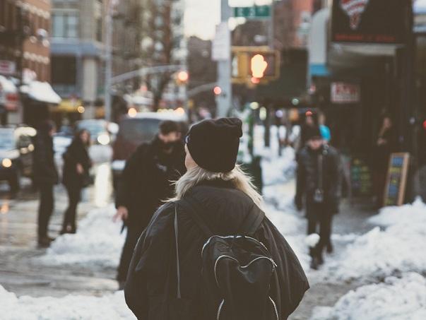 Vad händer i New York i december?