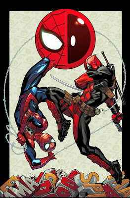 Spider-Man and Deadpool team up comic