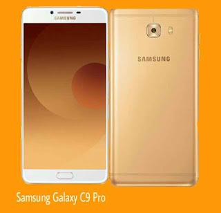 Haga dan Spesifikasi Samsung Galaxy C9 Pro.