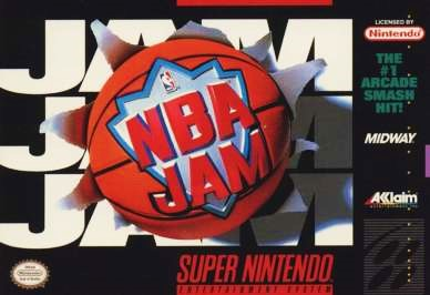 NBA Jam (Super Nintendo)
