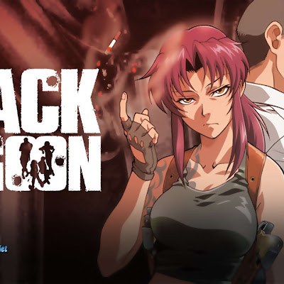 Black Lagoon Audio Castellano Todas Las Temporadas MEGA y MediaFire