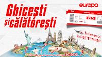 Castiga pe loc 1000 EURO - concurs - ghiceste - calatoreste - europa - fm - bani - vacanta - castiga.net
