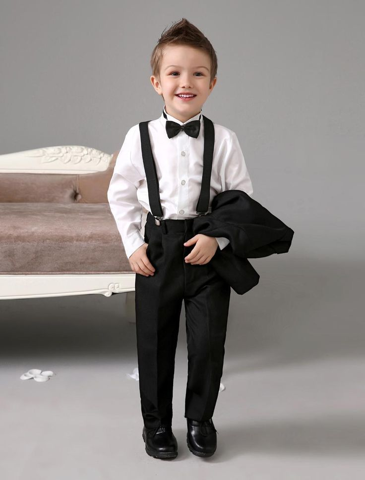 Ring Bearer Outfits, Boy Wedding Tuxedos | wedding brides trends