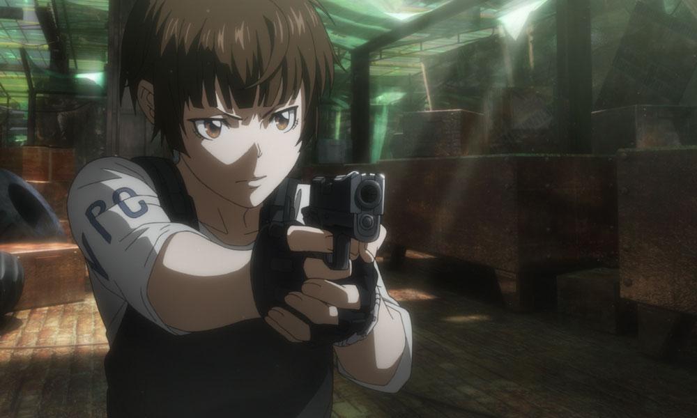 فيلم الانمي Psycho Pass مترجم بعدة جودات عرب ساما