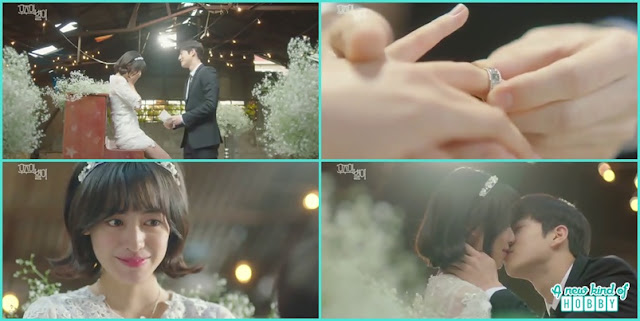 Woo jo propose Byeol i and get married - The Universe Star: Review (Three Color Fantasy)