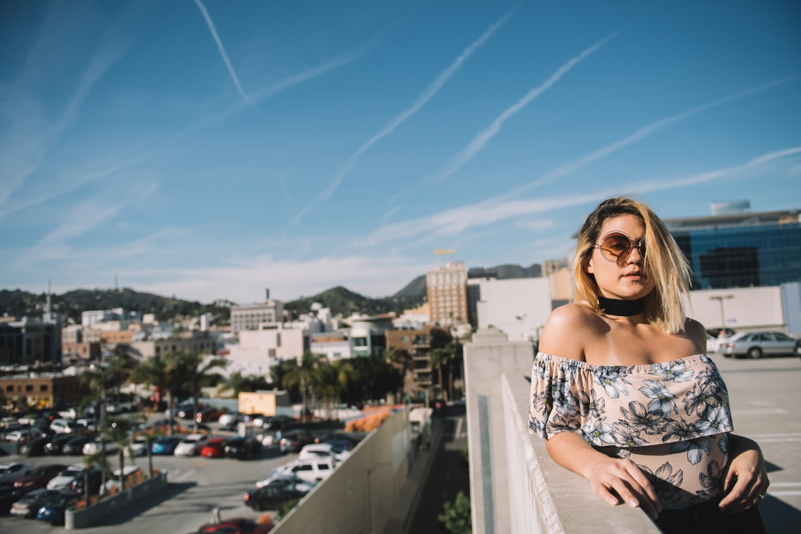 Hollywood View - Blogger @taylorwinkelmeyer