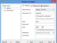 Cara Penggunaan HeidiSQL Sebagai MySQL Client