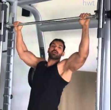 john abraham fitness