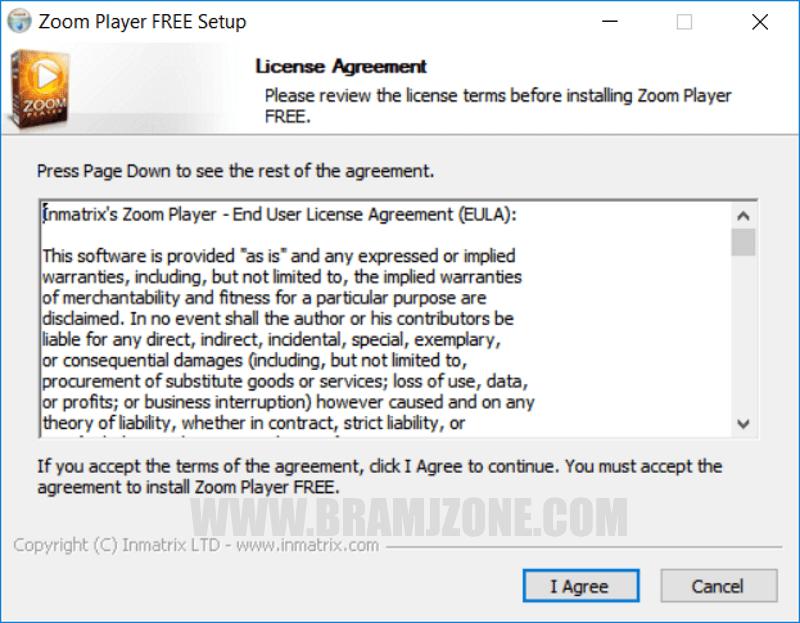 تحميل افضل برنامج تشغيل فيديو للكمبيوتر Zoom Player - برامج زون