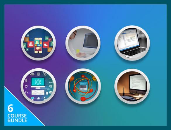 Complete Application Development Course Bundle - Discount