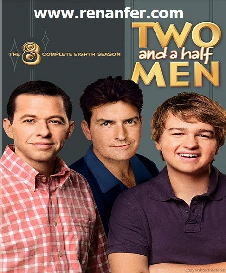 Two and a Half Men Temp 8 [16/16][150MB][MKV][MEGA][Latino]