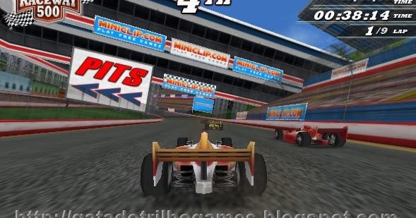 Jogar formula 1 online gratis