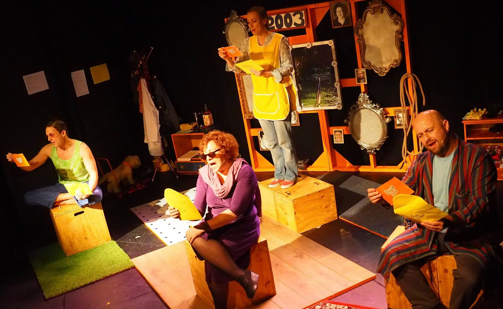 REVIEW: Summer Street at the Waterloo East Theatre | Pocket