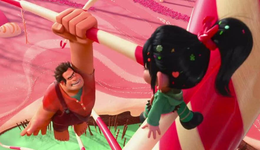 9694d1e4fc0 film babble blog  A Worthwhile Retro Romp In WRECK-IT RALPH