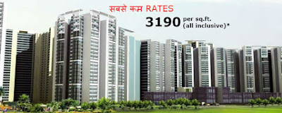 Panchsheel Greens 2 and 3 BHK apartments at Noida Extension