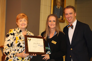 AFA Montgomery Chapter Names Montgomery Catholic's Mindy Walski as Chapter Teacher of the Year 1