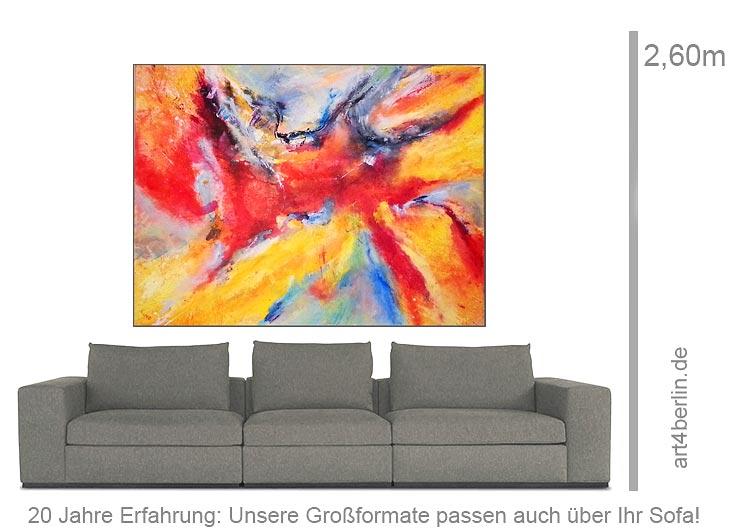 ART-SALE, moderne Kunst, abstrakte Ölgemälde, große