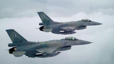 Πιλότοι F -16 από όλο τον κόσμο θα εκπαιδεύονται στην… Καλαμάτα!