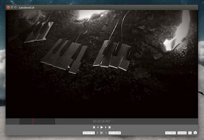 LosslessCut video cutter Ubuntu