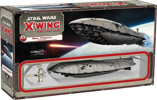 Preview: Transport X-Wing Pilots Revealed!