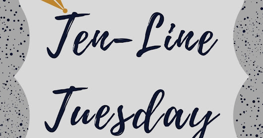 Ten Line Tuesday: Wish You Were Here by Asta Idonea