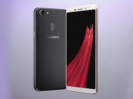 Oppo F5 Specs :  OS : Android 7.1.1 (ColorOS 3.2) Display : 6-inches 18:9 2160x1080 @ 402ppi CPU : Octa-core 2.50GHz Mediatek MT6763V/CT GPU : Mali-G71 RAM : 4GB ROM : 32GB Rear Camera : 16MP w/ LED flash Selfie Camera : 20MP w/ AI Beauty Technology, Screen Flash Connectivity : Wi-Fi, Bluetooth, Dual SIM, 4G LTE, GPS, GLONASS, microUSB Sensor : Accelerometer, Proximity, Gyroscope, Fingerprint scanner (rear-mounted) Others : Face Unlock Battery : 3,200mAh