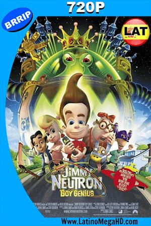 Jimmy Neutron El Niño Genio (2001) Latino HD 720P ()
