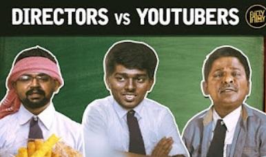 Directors vs Youtubers Feat. SanguChakkaram | Fully Filmy