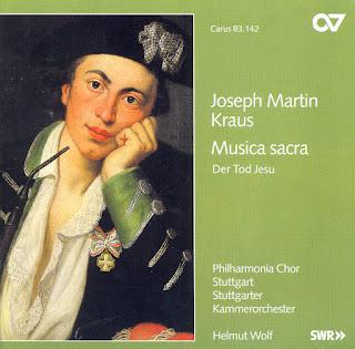 Joseph Martin Kraus.: Choral Music