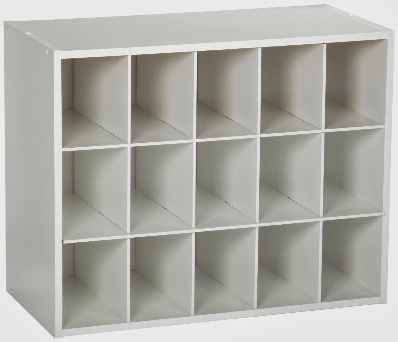 Shoe Organizers For Closets: Closetmaid: Closetmaid Cube Organizer