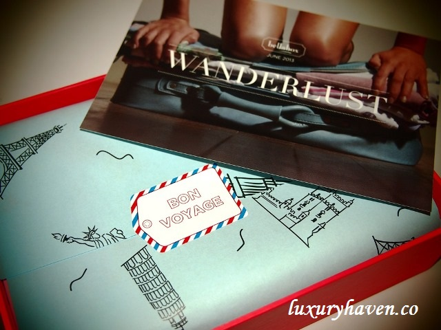 bellabox wanderlust beauty shopping review