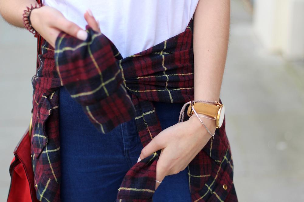 shirt travel outfit peexo fashion blogger