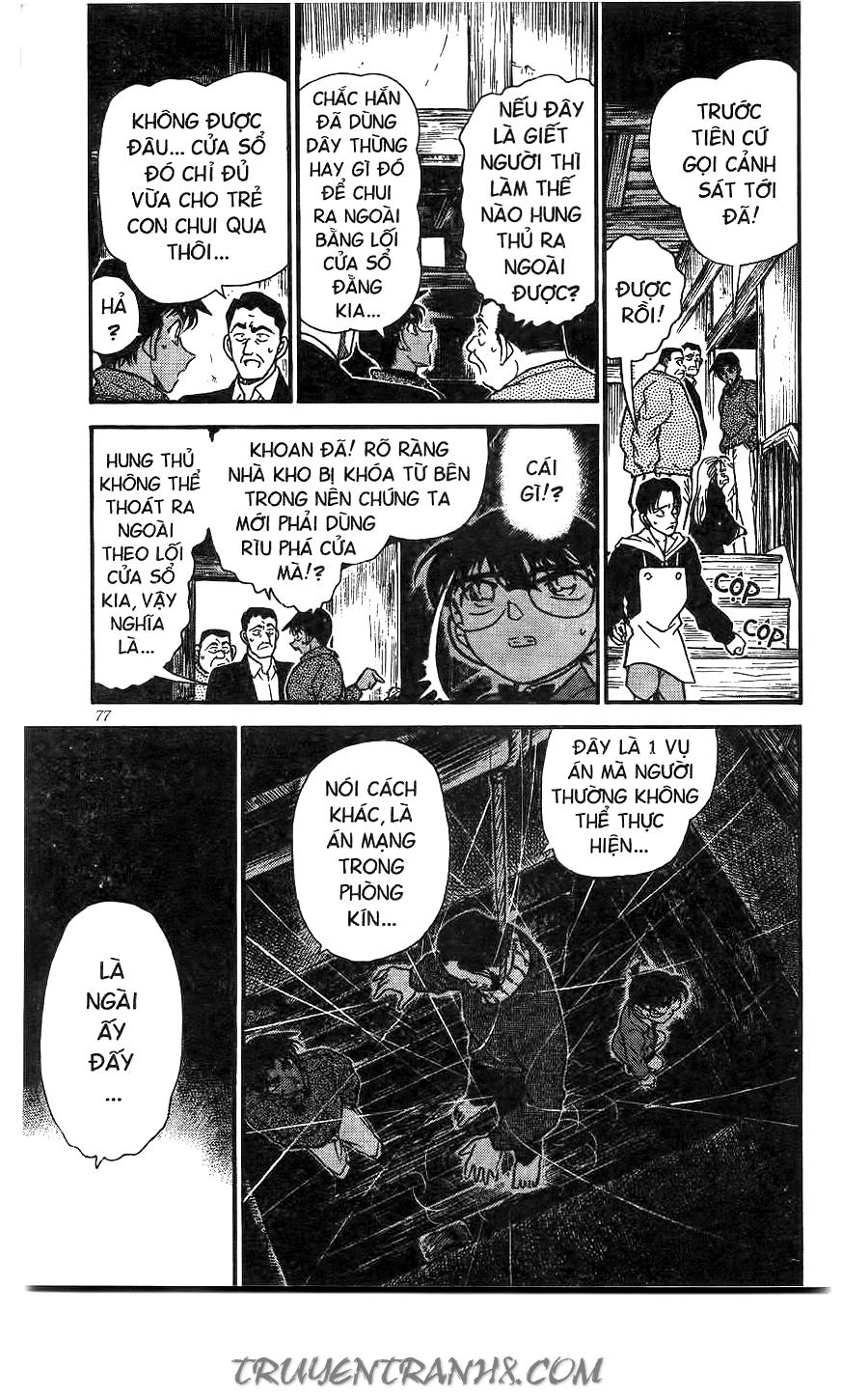 Detective Conan Chap 247 - Truyen.Chap.VN