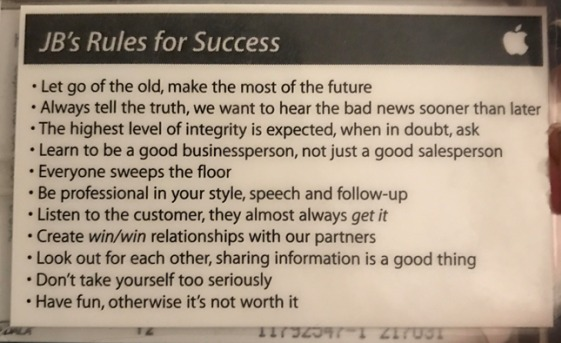 the secrets to the technological and corporate success of apple Tenets of apple's business models to secrets apple to try and go into retail at the time success is in the profits, and apple is.